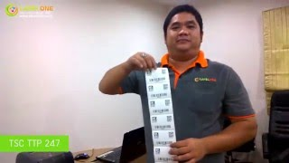 เครื่องพิมพ์บาร์โค้ด Barcode Printer