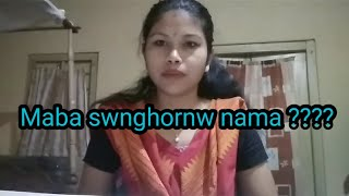 Maba  swngnwbla swngnw hagwn//Angnao