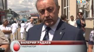 Валерий Радаев ходил по магазинам
