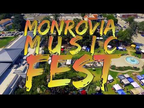 Monrovia Music Fest 2018 Promo!