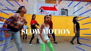 Slow Motion - Dance Cover | Pawan Choreography | Beginners Batch