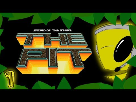 Sword of the Stars: The Pit - Ep 1 - No Sexism |