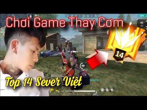 [FREEFIRE] Leo Top Thách Đấu – Top14 Sever Việt | Chơi Game Thay Cơm | Dual Rank | Nam Lầy