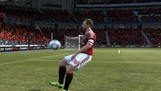 FIFA 12 All 45 Skills Tutorial HD