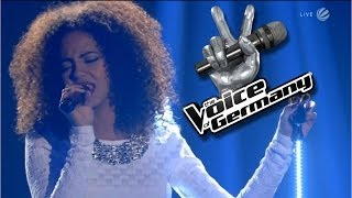 Debbie Schippers: With Or Without You | The Voice of Germany 2013 | Live Show