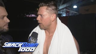The Miz will prove he's best in the world at Crown Jewel: SmackDown 1000 Exclusive, Oct. 16, 2018