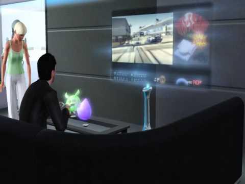 En Route Pour Le Futur T 233 L 233 Vision Holographique Youtube