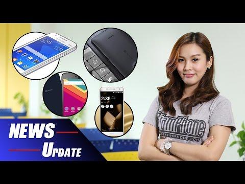 [NEWS] : ข่าวมือถือ ข่าวไอที Galaxy V Plus/QMobile A1/Pegasus 2 +/Lumia 940 by SiamPhone (17 ก.ค.58)