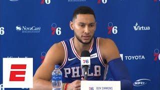 Ben Simmons confident in Philadelphia 76ers' roster for 2018 NBA season | ESPN