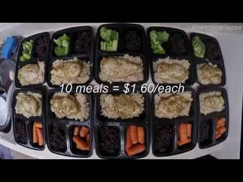 10 Low-Calorie, Low-Cost Chicken Dinners for $1.60 Each