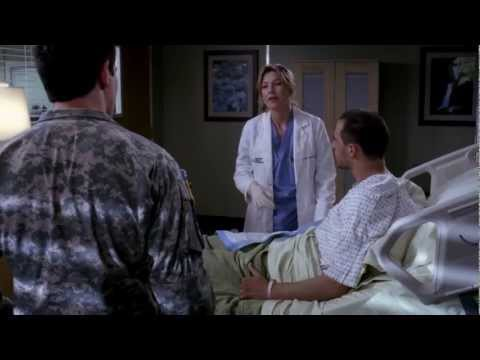 Greys Anatomy - The Becoming - Gay Soldiers Clip