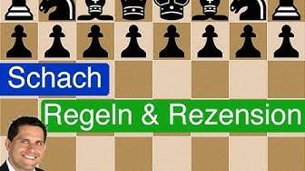 Schach (Brettspiel)/ Anleitung & Rezension / SpieLama