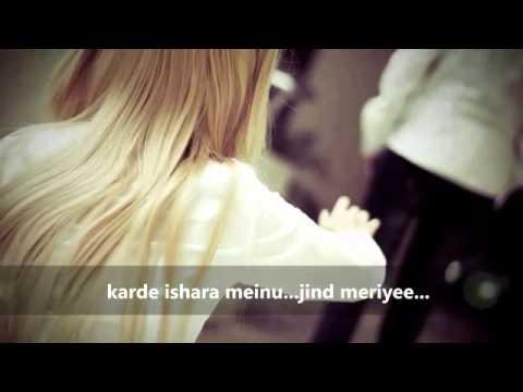 Jind Meriye With Lyrics By Navraj Hans ( 1 )