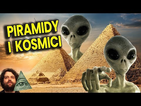 Piramidy i Starożytni