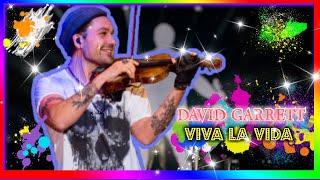 "David Garrett: Coldplay ""Viva la Vida"" Violin, Live in Verona 🎻🎶"