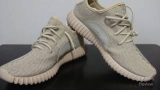 Yeezy 350 Oxford Tan Review  + On Foot - DHgate