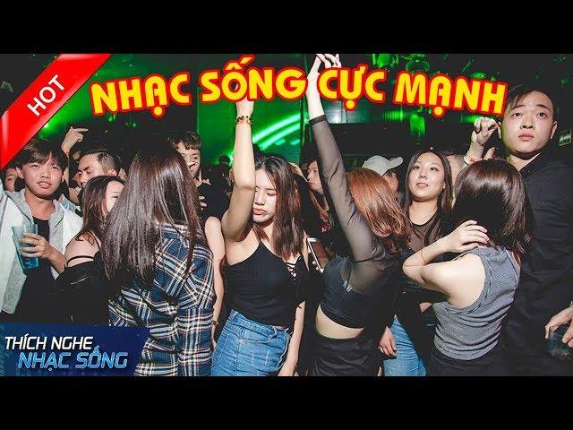 Lại Nhớ Người Yêu Remix - Nhạc Sống Remix Cực Mạnh CĂNG ĐÉT - MC Anh Quân Vol 34