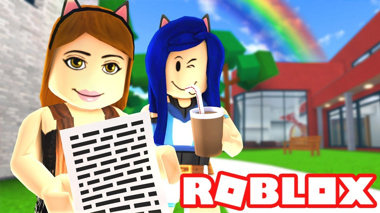 how to talk on roblox high school