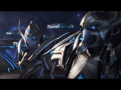 Trailers de Starcraft II (Reacción en vivo desde BlizzCon)