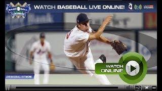 Kansas City vs Texas Baseball Live Stream (2018)