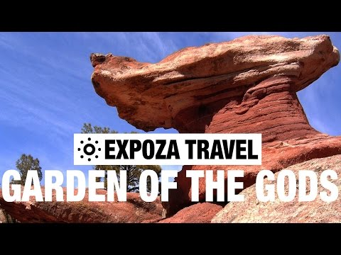 Garden Of The Gods Vacation Travel Video Guide