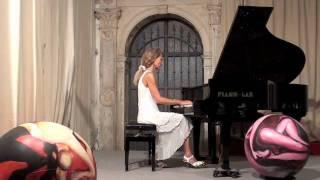 Nadia Fanzaga : Chopin - Fantasie-Impromptu Op. 66