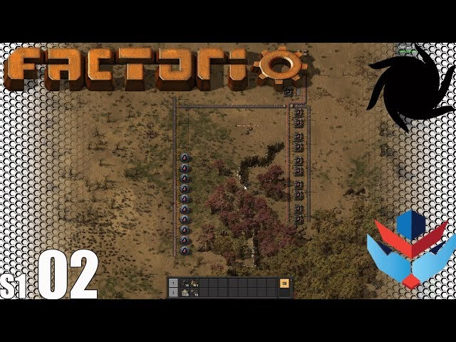 Factorio MP with NOG - S01E02 - Slow Progress