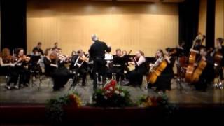 Star-Spangled Banner - Il Canto degli Italiani. Grumo Festival in The Alps Orchestra