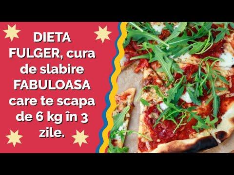 dieta de slabire fulger)