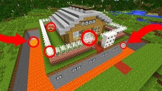 5 Ways To Protect Your House In Minecraft