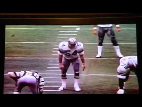 1975 Dallas Cowboys Highlights pt 1