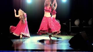 Apsara show ballet- Nagada Sang Dhol Song - Ram-leela