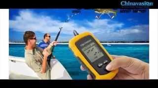 Gadgets para Pesca: Detector de Peces Portátil con Sonar