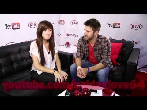 Interview with CHRISTINA GRIMMIE
