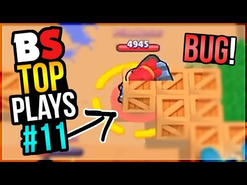 Best Plays & Moments In Brawl Stars History | BS Top Play Review #11