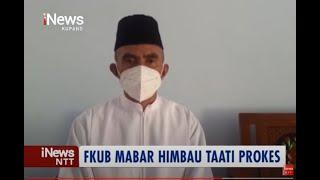 iNews NTT - Ketua FKUB Manggarai Barat Imbau Warga Taati Prokes Covid-19