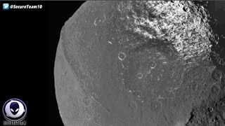 STRANGE Moon Of Saturn An Artificial Alien Construct? 5/7/16