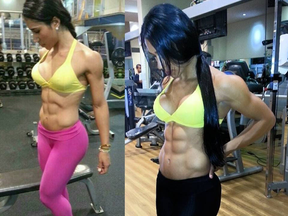 Jessica Carvalho Gym Workout Routines Female Fitness Motivation ...
