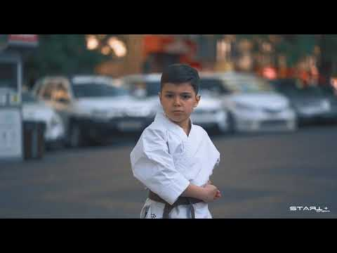 Gagik Ohanyan - Karate Fudokan-do Armenia Kata - Empi