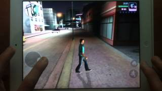 GTA Vice City для IOS и Android ОБЗОР