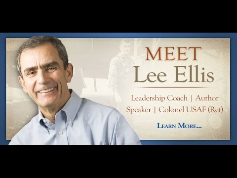 About Lee Ellis and Team - Leading With Honor®