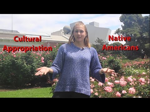 The United States and Cultural Appropriation: Native