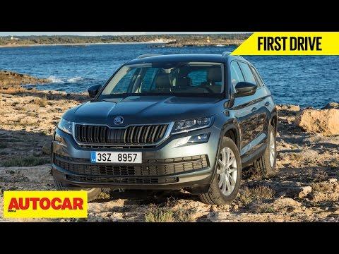 Skoda Kodiaq | First Drive | Autocar India
