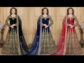 Party Wear Anarkali Suits Designs | Long Indian Designer Anarkalis Gown Dresses 💝 DesignersAndYou