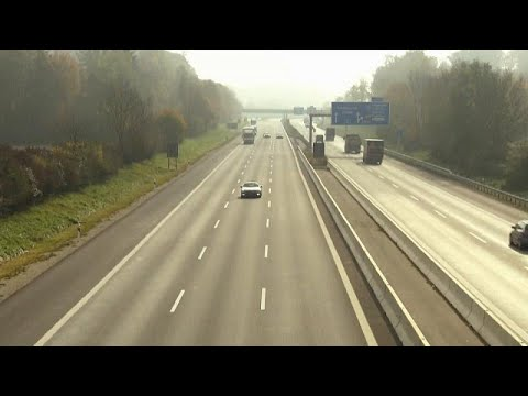 German Transport Minister says speed limits on autobahns