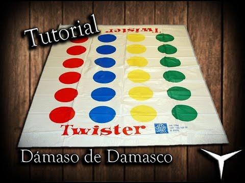 Tutorial Twister Juego De Mesa Espanol Juguemos 112 Youtube