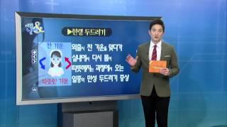 한랭 두드러기의 증상과 예방법 [10/17] / YTN…
