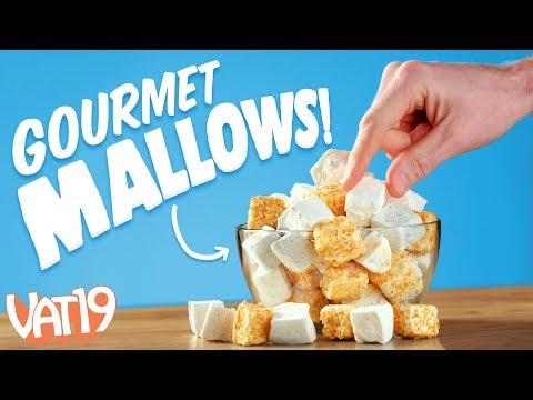 Square Marshmallows That Taste Like 🍰!