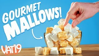 Square Marshmallows That Taste Like 🍰!
