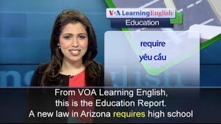 Phát âm chuẩn cùng VOA - Anh ngữ đặc biệt: Required Citizenship Exam (VOA)